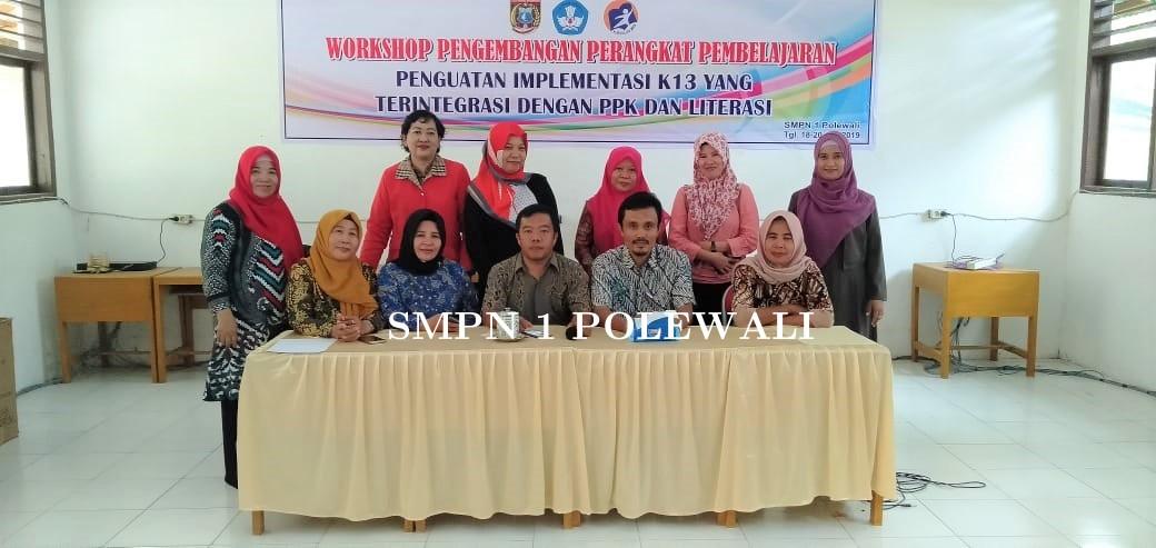 Workshop Pengembangan Perangkat Pembelajaran 2019
